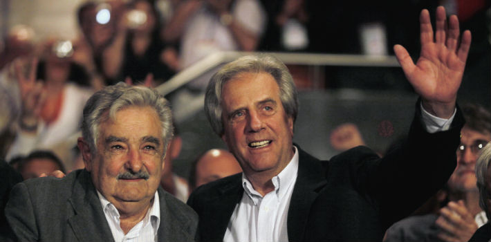"Mujica and Vázquez have different views about the Development Fund, viewed by the former president as a ""step towards socialism."""