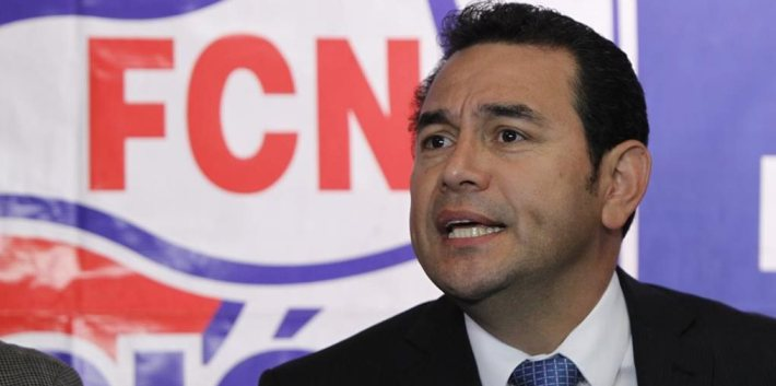 The election of Jimmy Morales in Guatemala may prove to be a watershed moment in Latin America.