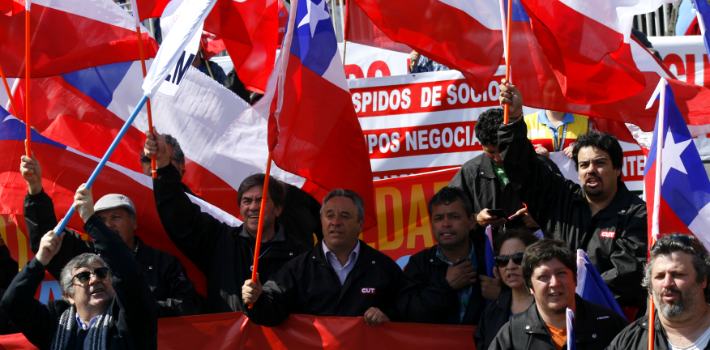 Chile's status as a beacon for South America is changing under President Michelle Bachelet.