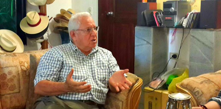 Retired from politics, Micheletti is still concerned over the situation in Honduras and the countries ruled by left-wing extremists or communists. (PanAm Post)