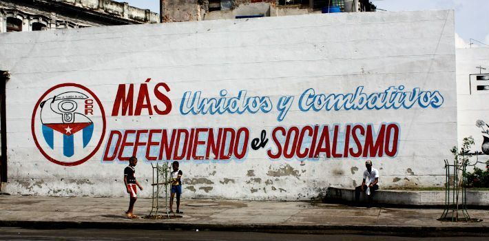Latin America awaits the fall of its own walls of socialism. (Flickr)