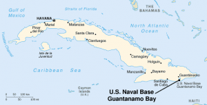 Aside from the rafters, other Cuban citizens seek asylum in Guantánamo Bay.