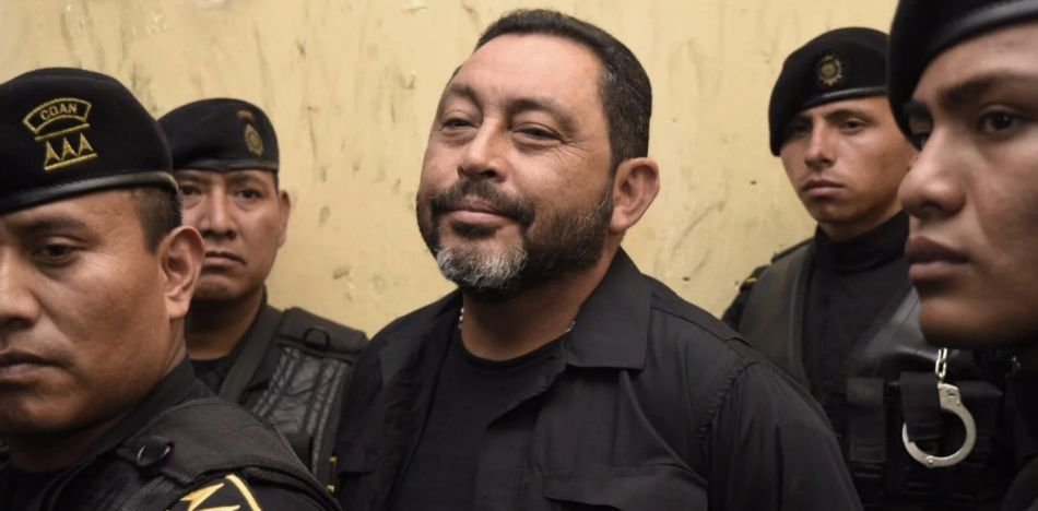 Guatemala's Former Interior Minister Faces Extradition