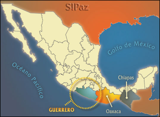 The Mexican South will host the first Special Economic Zones.