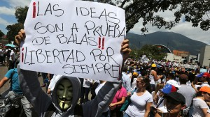 Protesters in Venezuela to be targeted by the Brigade. (RunRun)
