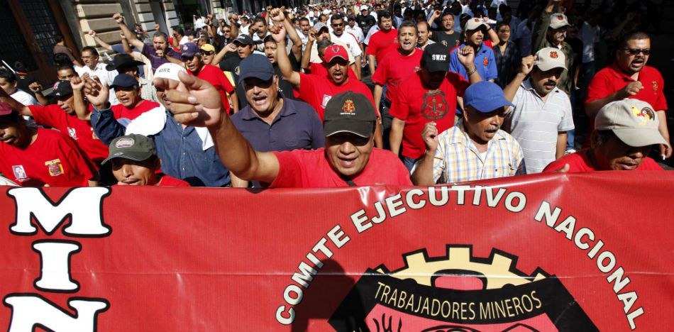 Mexico's Labor Union Leaders Claim to Stand for Democracy