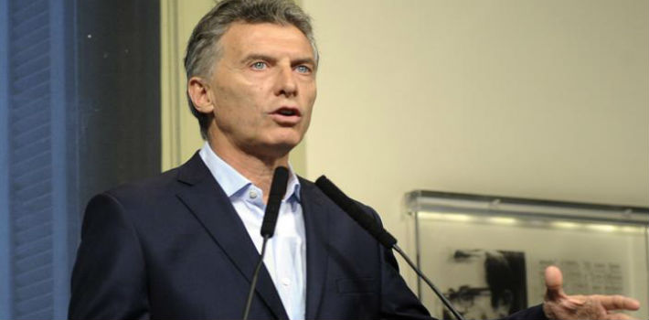 Argentina businesses are considering President Macri's employment freeze request