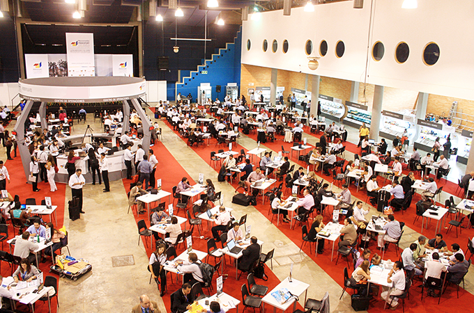 First Macro Business Round celebrated in Cali, Colombia