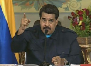 """Maduro plans to invoke the Enabling Law for decree powers to """"fight imperialism."""""""