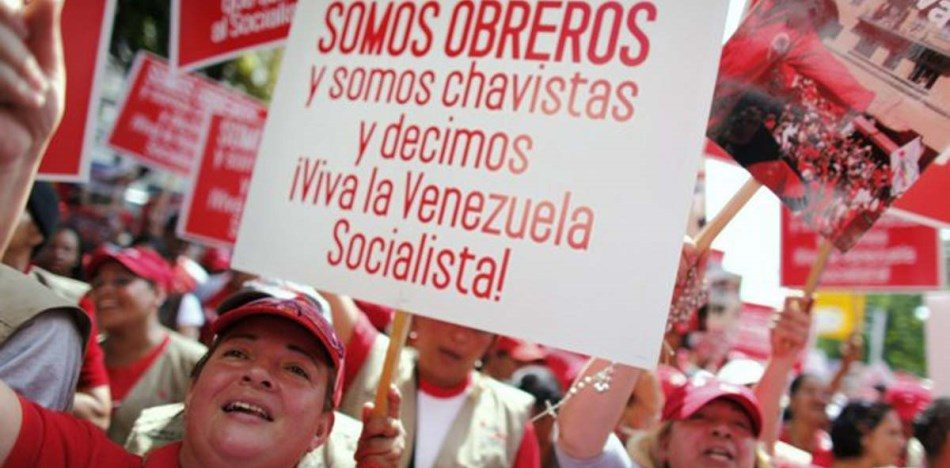 Public Employees in Venezuela Threatened