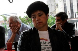 Orjuela is willing to accept a future role in Colombian politics for the FARC, if that's what it takes to achieve peace.