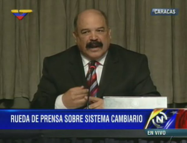 Venezuela's Central Bank head Nelson Merentes hopes that the new exchange system will encourage more foreign currency to enter the country.