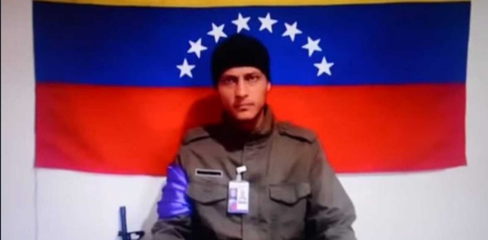 Helicopter Pilot Who Rebelled against Venezuelan Dictator Maduro