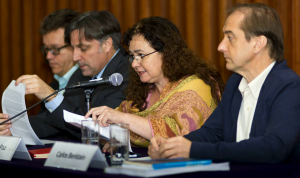 Critics of Guatemalan prosecutor Paz y Paz say her presence raises doubts over the IACHR's investigation in Mexico.