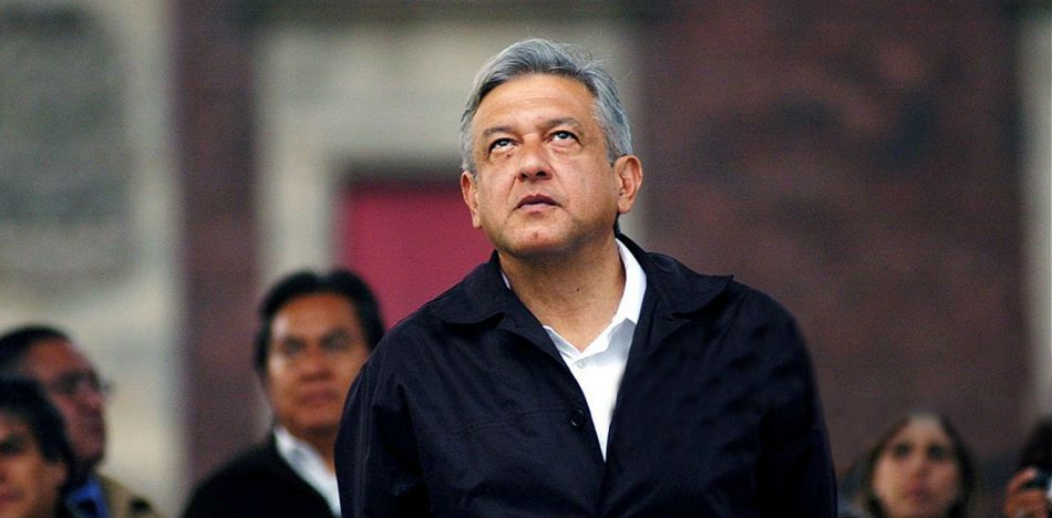 Mexican Left Leader Attacks President Peña Nieto