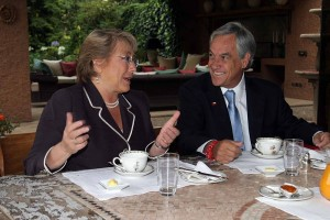 The latest Chilean political corruption scandal involves the Sebastián Piñera and Michelle Bachelet administrations.