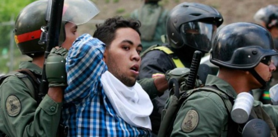 Thousands of Protesters Wrongfully Arrested in Venezuela