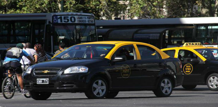 Uber Ban in Buenos Aires
