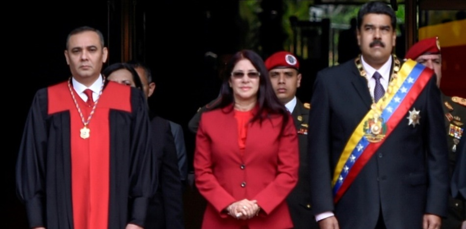 Venezuela's Top Court Shuts Down Parliament
