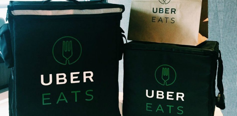 Uber's Food Delivery Service