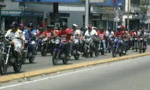 Armed pro-government paramilitary groups intimidated voters during Venezuela's presidential elections on April 14, 2013.