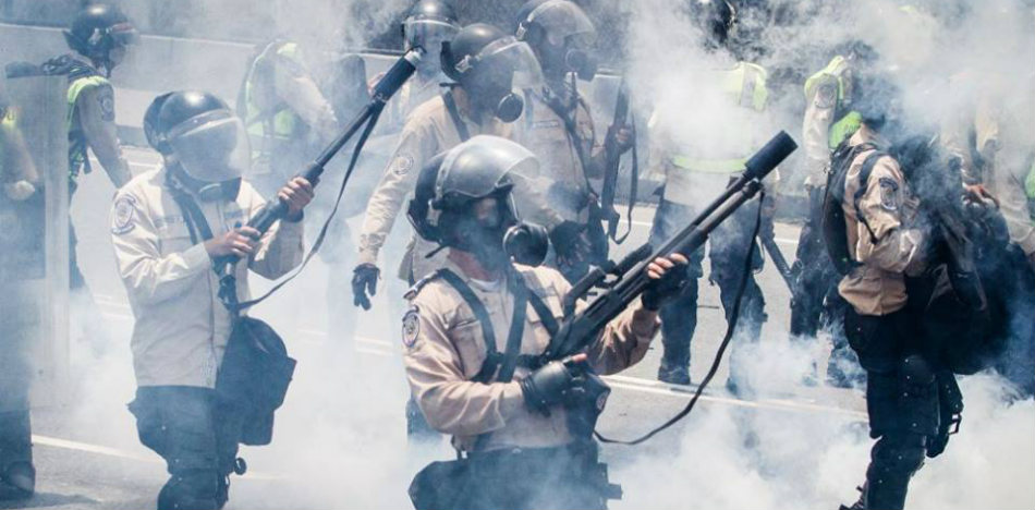 Eight Latin American Countries Strongly Condemn the Venezuelan Dictatorship's Violent Repression